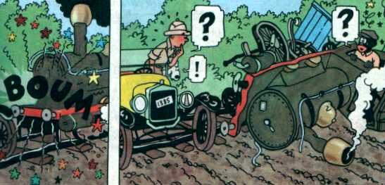Tintin au Congo / Mélodie du Sud : même motif même punition Congo3